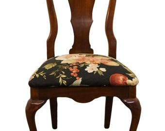 AMERICAN DREW Cherry Grove Collection Queen Anne Fan Back Side Chair