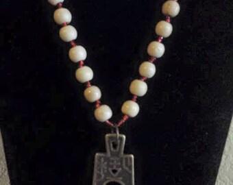 Antique Pendant Necklace