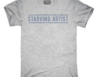 Starving Artist T-Shirt, Hoodie, Tank Top, Gifts