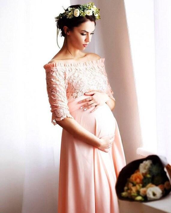 Lange kleider schwangerschaft