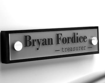 Office door sign | Etsy