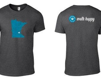Minnesota Paw T-Shirt