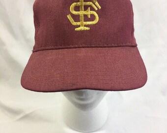 Vintage Florida State Seminoles Hat
