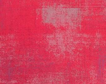 Maraschino Cherry Grunge by Moda Fabrics