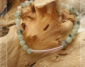 4mm lotus jasper bracelet