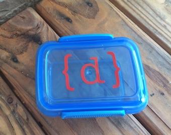 Lunchbox/Snack Storage