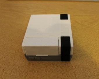 3D Printed NES Nintendo Raspberry Pi 2/3B+ retropie case