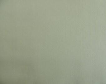 Taupe gray plain cotton fabric coupon