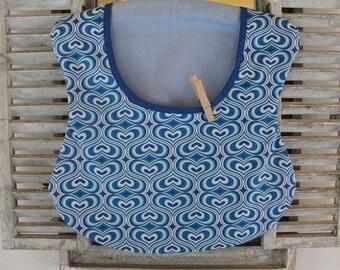 Staple Bag Retro Blue