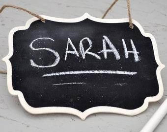 Chalkboard Wedding Signs - Chalkboard Sign - Wedding Sign - Seating Plan - Table Numbers - Vintage Wedding Sign - Hanging Sign - Chalkboard
