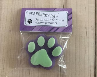 Pearberry Paw Soap