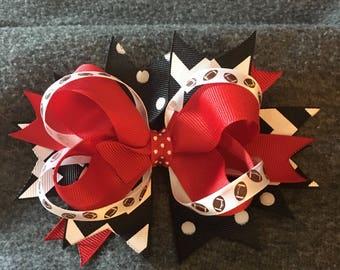 University of Cincinnati football spirit bow