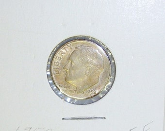 XF/EF 1952 ROOSEVELT Dime Coin ~ Extremely Fine