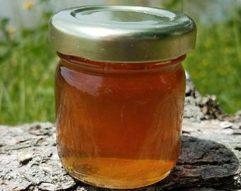 Honey Favor 24 Wildflower Honey Get 24 - 2 oz. Jars, Honey Wedding Favor, Bridal Shower Favor, Honey Baby Shower Favor, Honey, Free Shipping