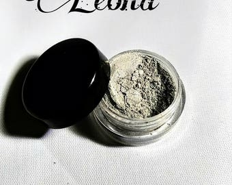 Leona - Green and Gray Mineral Eye shadow