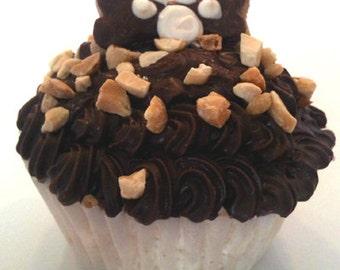 Dog Cupcake, Gourmet Standard-Size (Serves 1-2) -
