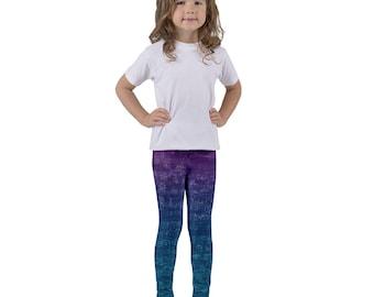 Kid's Leggings Musical Color Edition