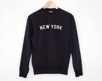 New York Sweatshirt, New York Sweater, New York Hoodie, New York Shirt