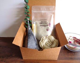 Lavender gift set Gift for women women gift Spa Gift Mothers Day Gift Spa Gift Se Gift for boss woman Boss gift Mom gift gift for mom mum