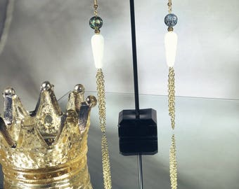 The Crown Jewel Earrings