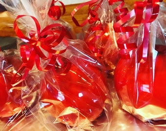 Sweet Granny Candy Apples