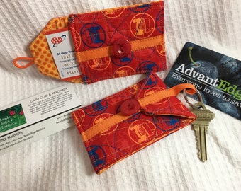 Jeep Card Cozi and Key Chain