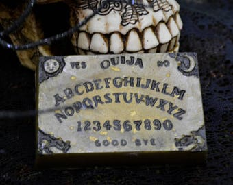 Ouija Board Soap~Soaps~Horror Soap~Gothic Soap~Wiccan~Novelty Soap~