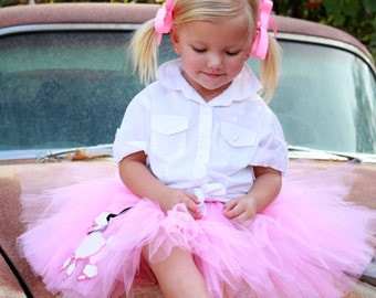 Poodle Skirt Tutu by Atutudes