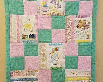 Custom Baby Quilt to Order