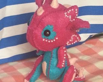 Cuddly Dragon Companions