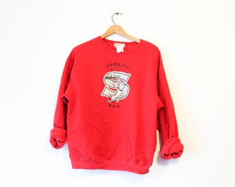 Vintage Dr Seuss Green Eggs and Ham Sweatshirt