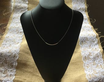 Balance and Friendship Necklace