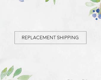 Replacement Shipping For MignonandMignon Customers