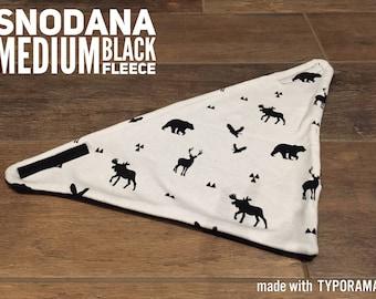 Woodland Animal SnoDana