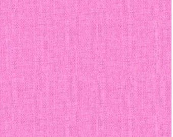 Michael Miller Princess Pink Cotton Couture Solid  Pink Cotton Woven Fabric Cotton Couture Collection Solid Pink Fabric