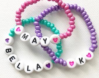 Baby Bracelet Personalized, Name Bracelet, Baby Bracelet, Newborn Bracelet, Mommy and Me Outfits, Toddler Bracelet, Baby Name Bracelet