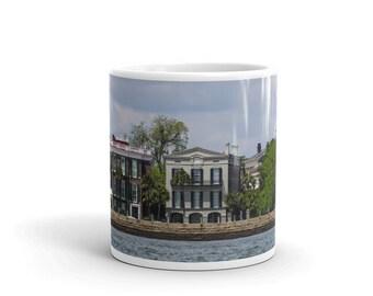 Harbor View of Downtown Charleston Mug