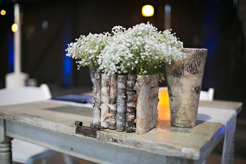 Birch bark wood vases wedding table decor flower pot rustic description birch bark wood vases reviewsmspy
