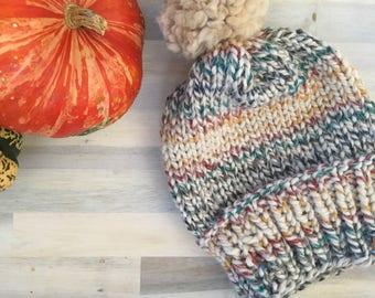 Hudson Bay wool knit hat