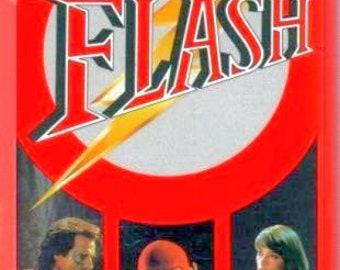 VHS - The Flash: The Pilot Episode (1990) *John Wesley Shipp / Amanda Pays*