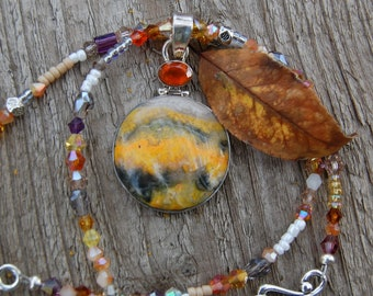 Peaceful Canyon Necklace