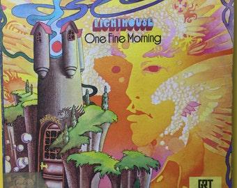 LightHouse One fine  Morning 9230-1002 Vinyl Record