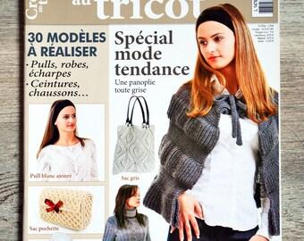 Magazine designs knitting pattern 4-30 patterns to knit