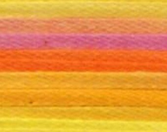 Organic Cotton Ribbon, 10 yd, Sunrise