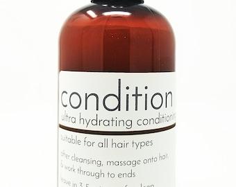 Condition Vegan Hair Conditioner