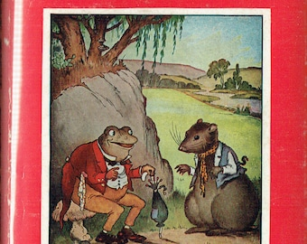 The Adventures of Danny Meadow Mouse by Thornton W. Burgess