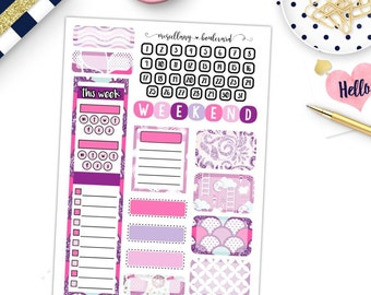 Whimsical Dreams Weekly Add-On Kit | 0406