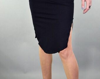 Chandra-SLA Midi Skirt
