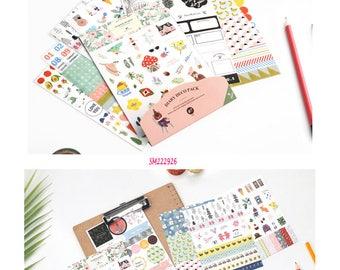 Stickers Diary Deco Pack v7 SM222926