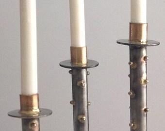 Trio candlesticks